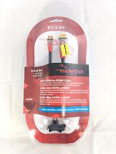Rocketfish Mini HDMI to HDMI Cable 8 Feet