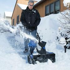 Snow Joe Hybrid Snow Blower 18-Inch 40 Volt | 13.5 Amp | Certified