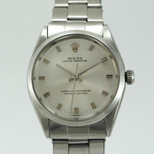 ROLEX OYSTER PERPETUAL 1002 YEAR 1967 CASE 34 MM. STAINLESS STEEL.