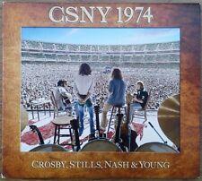 Crosby, Stills, Nash & Young (CSNY) - CSNY 1974 (CD 2014) 16 Live Tracks