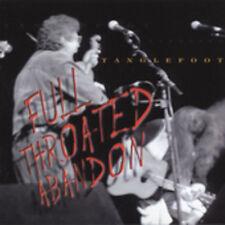 Tanglefoot - Full Throated Abandon [New CD]