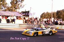 PIRONI & jassaud RENAULT ALPINE a442b Vincitori Le Mans 1978 Fotografia 7