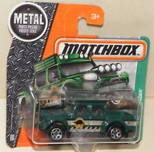 Matchbox SWAMP RAIDER  Sumpf-Fahrzeug Ladefläche  Expedition MBX Explorers NEU