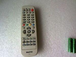 SANYO JXMTA ORIGINAL TV REMOTE CONTROL UNIT