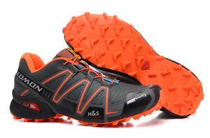 Salomon Speedcross 3 Herren-Outdoorschuhe Laufschuhe Hikingschuhe Cross-Schuhe**