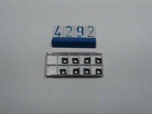 8 Seco Carbide Inserts CCMT09T304-F1 (4292)