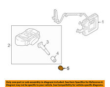 KIA OEM 17-18 Sportage TPMS Tire Pressure Monitor-Valve Stem Nut 52934D9100