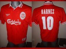 Liverpool John Barnes Xl Reebok Camiseta Jersey Fútbol Trikot Fútbol Vintage