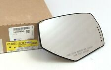 Chevrolet Silverado GMC Sierra Passenger Side View Mirror Glass signal DL3 OEM