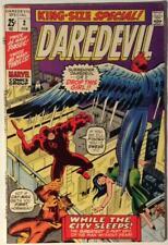 Daredevil Annual #2 (Marvel 1971) FN/VF Bronze Age Issue.
