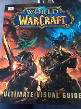 Book Ultimate Visual Guide New Blizzard Entertainment World Of Warcraft