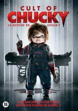 DVD  -  CULT OF CHUCKY   (2017)   (NEW / NIEUW / NOUVEAU / SEALED)