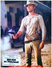 MY NAME IS NOBODY Jeu 8 Photos Cinéma / Lobby Cards / Stills TERENCE HILL