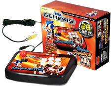 At Games Arcade Master Sega Genesis Joystick 26 Built-in Games Brand New