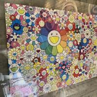 Takashi Murakami Tournesol Fleur Puzzle Enfants 1000 Pièces Anniversaire