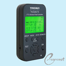 YONGNUO YN-622N-TX YN-622-TX Wireless TTL Flash Controller Transmitter for Nikon