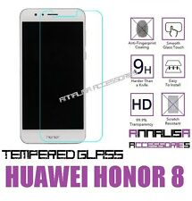 PELLICOLA IN VETRO TEMPERATO PER HUAWEI HONOR 8 TEMPERED GLASS SCREEN PROTECTOR