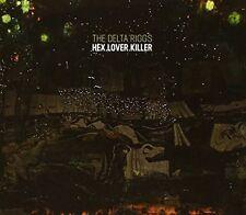 Hex.Lover.Killer - Delta Riggs (2013, CD NEUF)