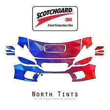 3M Scotchgard PreCut Paint Protection Clear Bra PPF for Subaru WRX STI 2018-2020