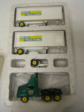 Winross Ward Trucking International 8300 w/ Double Trailers 1991 MIB