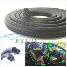 13.1 Feet/4M Car SUV Door Seal Weatherstrip Sealed Rubber Strip Front Left Right
