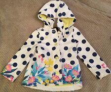 24 M,36 M Neu Catimini Girl//Girl Rain Jacket Size 6 M,12 M