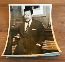 Orson Welles Vintage Photo Schwarz/Weiß Original