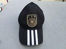 ADIDAS - Deutscher Fussball-Bund Adjustable Hat/Cap (German Football)