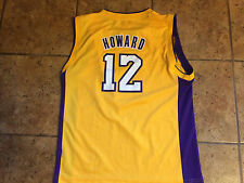Los Angeles Lakers Dwight Howard Youth Large Adidas jersey