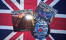 IRON MAIDEN - THE BOOK OF SOULS WORLD TOUR / IRON MAIDEN - Ltd. Edition Promo CD