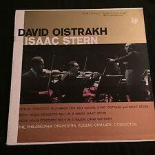 David Oistrakh Isaac Stern 6-Eye Columbia Masterworks Mono ML 5087 Vivaldi Bach