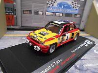 RENAULT 5 Turbo Rallye Tour de France 1980 #4 Ragnotti Altaya IXO RAR 1:43