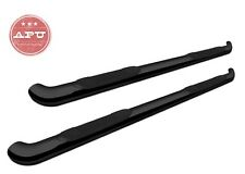 "LAST CALL APU Black 3"" Side Step Nerf Bars for 2007-2013 Ford Edge - SET"