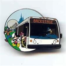 BUS+FAB 4 BACKSTAGE PASS SERIES 2003 LE DISNEY CAST MEMBER PIN PARTY 24634