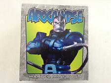 BOWEN DESIGNS APOCALYPSE MINI BUST  - Wolverine, Cyclop, Storm, Beast, X-Men