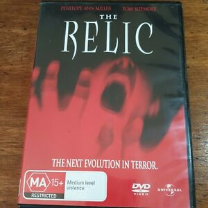 The Relic DVD R4 LIKE NEW FREE POST