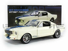 ACME 1/18 - FORD SHELBY GT 350 R - STREET FIGHTER  1965 - 1801841SF