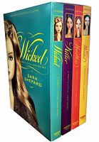 Wicked Pretty Little Liars Series 2 Collection Sara Shepard 4 Books Set Wanted