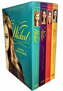 Pretty Little Liars (Series-2) 4 Books Young Adult Collection Paperback By Sara