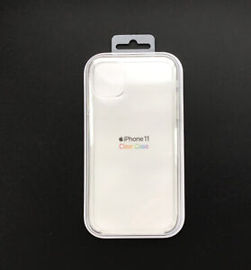 Genuine Official Apple iPhone 11 CLEAR Case RRP £39