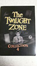THE TWILIGHT ZONE DVD COLLECTION 4 IMAGE ENTERTAINMENT New