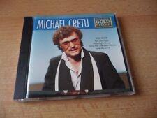 CD Michael Cretu - Ausgewählte Goldstücke - 9 Songs incl. Fire and rain + Wild r