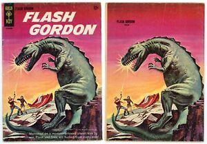 Flash Gordon #1 (VG+ 4.5) Eyes of Opto Defenders of the Earth 1965 Gold Key