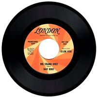 Dave Berry 1965 London 45rpm This Strange Effect b/w Now Jimmy Page Session