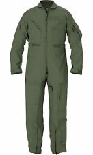 Genuine USAF Sage Green Flying Flight Suit CWU-27/P, New Size 42S