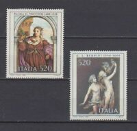 S17539) Italy MNH 1980 Paintings 2v