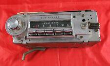 Vintage Delco Oldsmobile Transistor AM Car Radio 7298971-1 Model O3BPB1