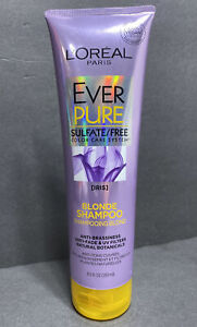 LOREAL EVER CURL HYDRACHARGE SHAMPOO COCONUT OIL SULFATE FAST SHIPPING