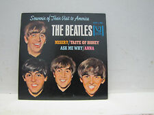 THE BEATLES SOUVENIR OF THEIR VISIT TO AMERICA EP VJ - 1-903