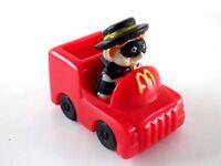 Toys Jouet Figurine voiture Humburglad 1995 Mc donald's